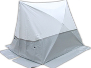Work tent B2.0xL2.5xH1.9 m