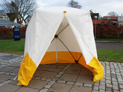 Work tent B2.5xL2.5xH2.0 m