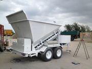 Mobile concrete plant B 15 - 1200