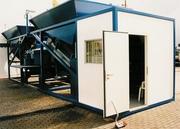 Mobile concrete plant Sumab 60