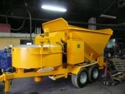 Mobile concrete plant Sumab B 15 - 1200.