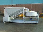 Mobile concrete plant Sumab C 15-1200
